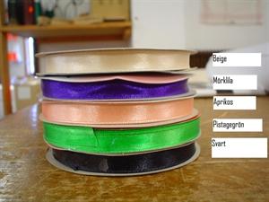 Bild på Satinband på rulle 10 mm